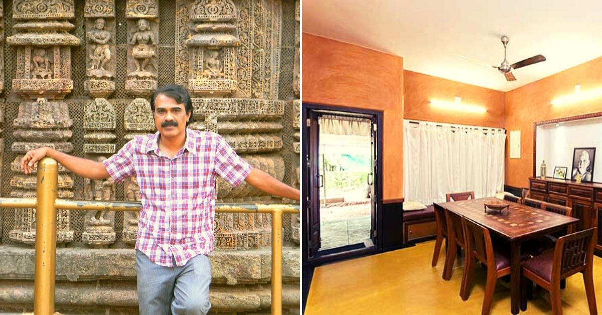 No Fan or AC Needed: 'Organic' Kerala Architect's Mud Homes Help Keep Indoor Air Toxin-Free!