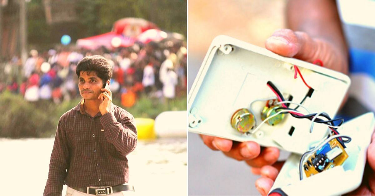 A High School Dropout, Kerala Man Won a National Award For His Life-Saving Device!