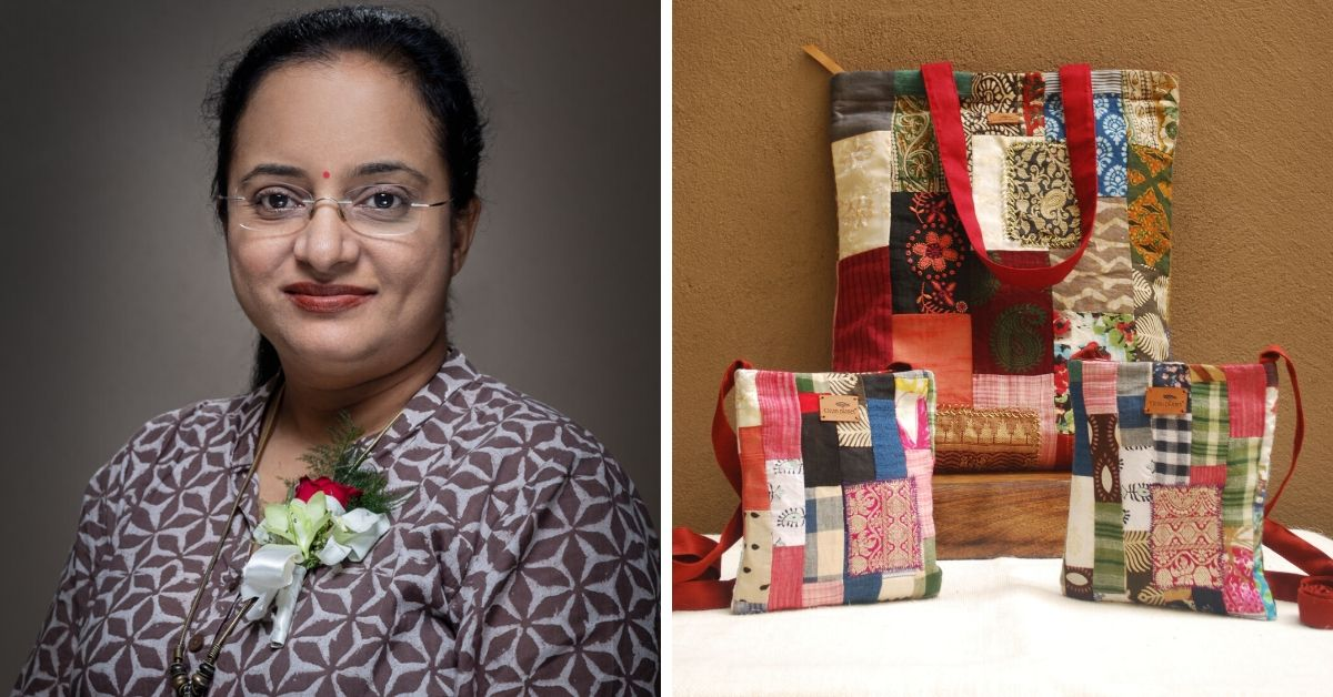Got Old Clothes? This Mumbaikar Will Turn Them Into Stunning New Products!