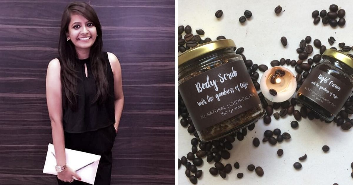 Suffering From Rashes, 28-YO Auditor Quits Job To Create All-Natural Skincare Line