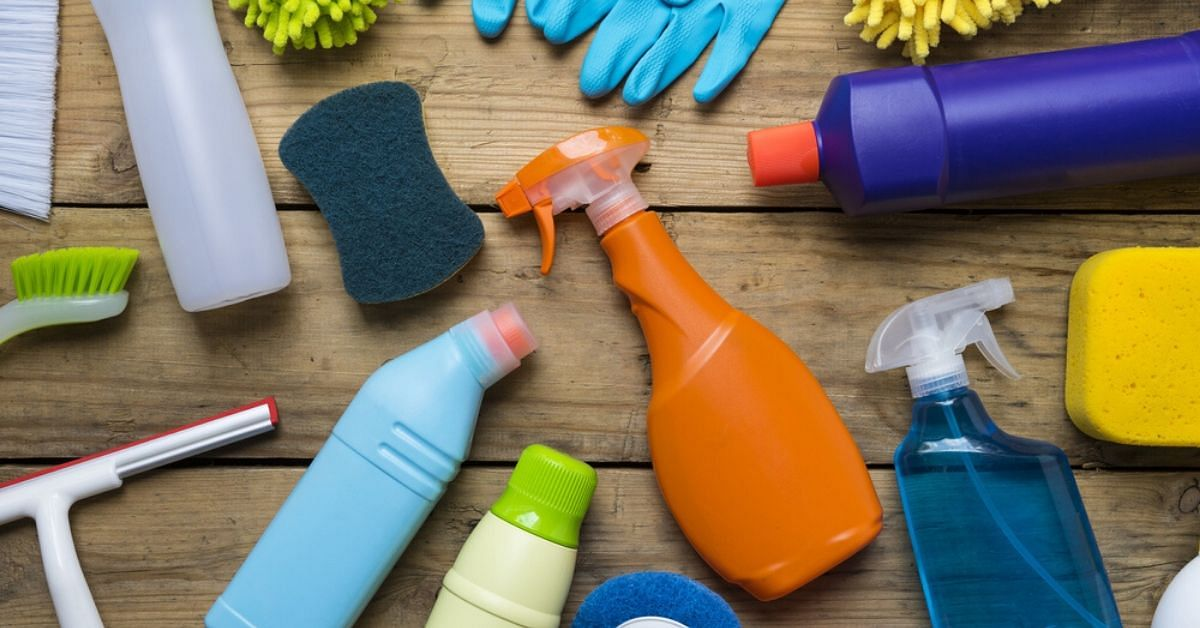 Top 5 Toxic Cleaning Products; And What You Can Replace Them With