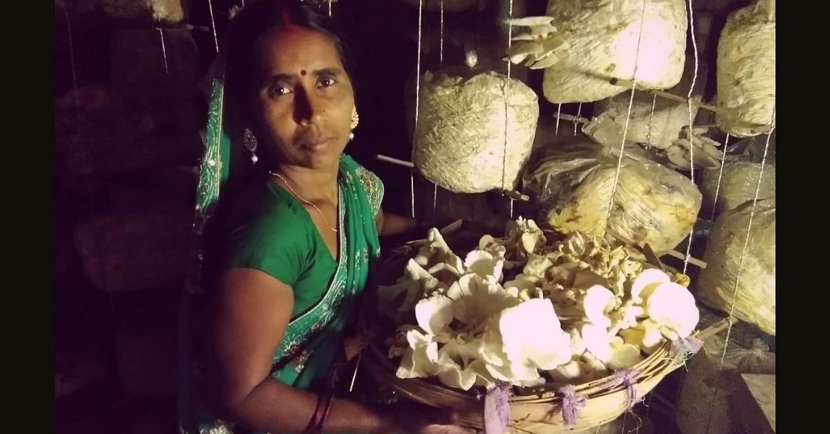 Bihar's 'Mushroom Mahila' Empowers 10K Women, Now Earns Lakhs!