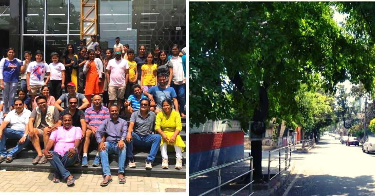 Just Planting Trees Isn't Enough. B'luru Citizens Show How To Ensure 99% Survival