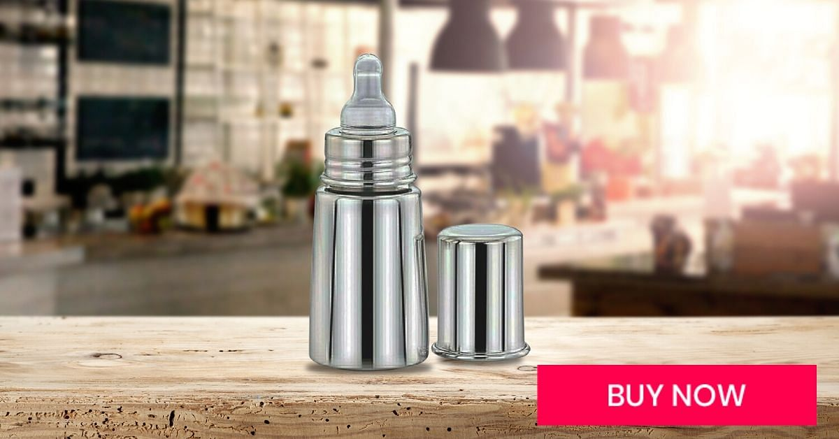 steel feeding bottle