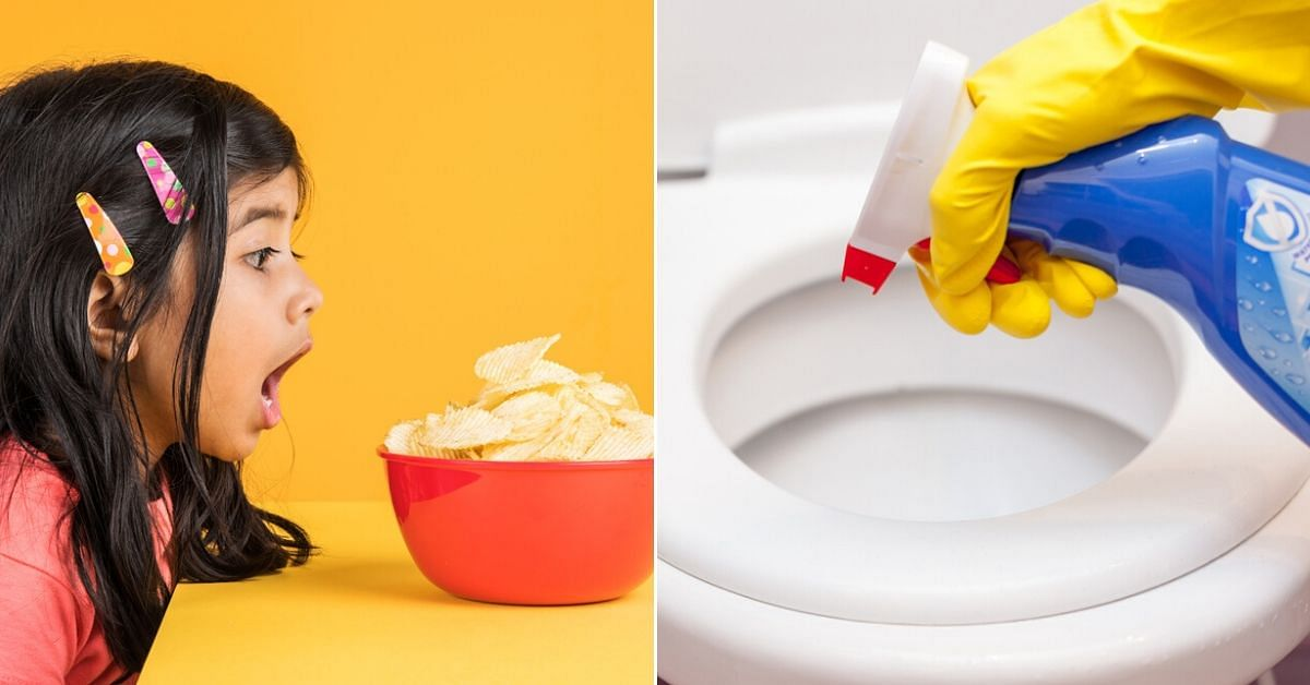 Potato Chips & Toilet Cleaners Have One Thing in Common- and It Is Toxic!