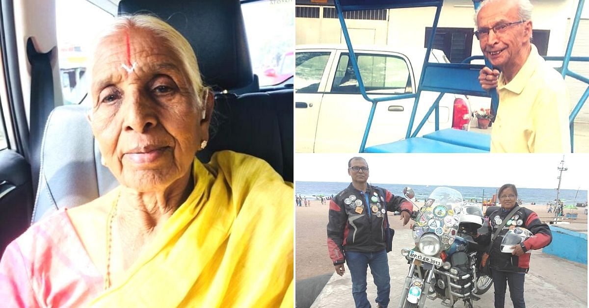 Pan-India Bike Trip to Starting a Forest: 6 Inspiring Seniors Proving That Age Is Just A Number!