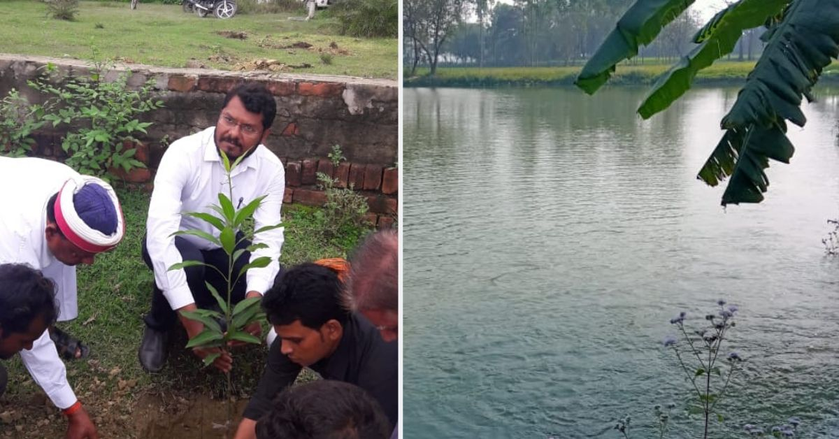 Reviving Lakes to Cutting Power Bills: SDM Helps Tehsil Earn ISO Certification