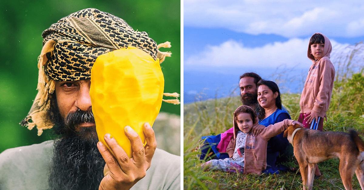 Idukki's 'Fruit King': Architect Turns 10 Acres Into 100-Variety Fruit Wonderland