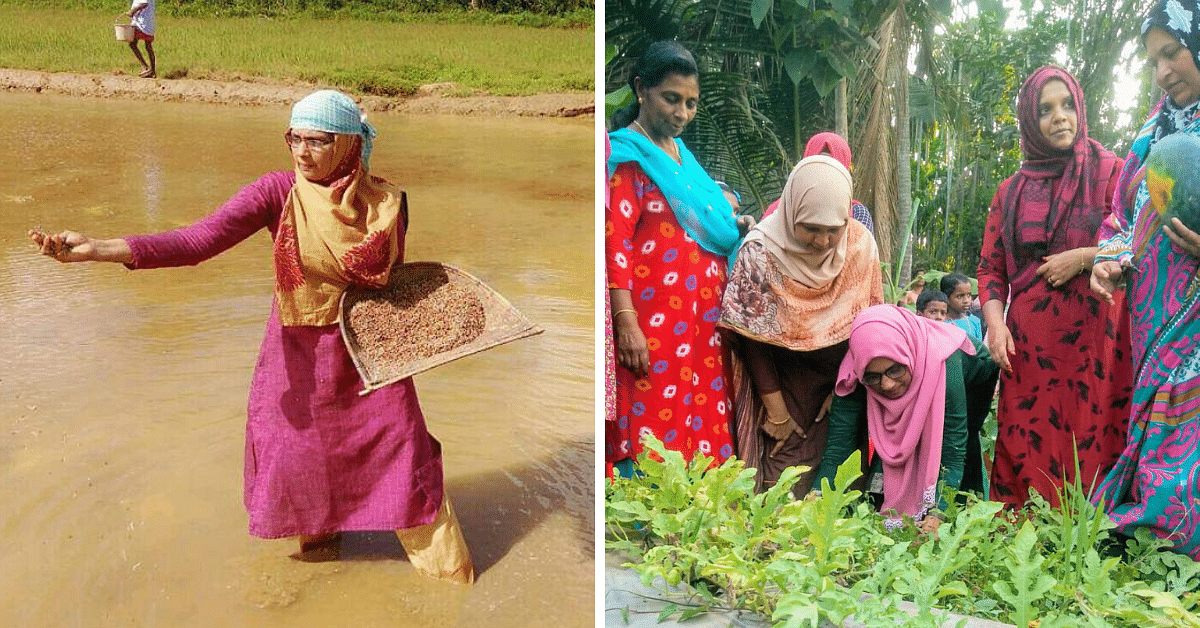 In Just 5 Years, Kerala Woman Gets Entire Village to Grow Their Own Vegetables!