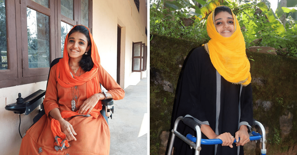 This 24-YO Kerala Girl Fought For Her Dreams Till Her Bones Broke, Quite Literally