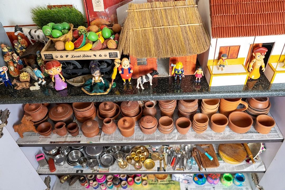 Chennai Siblings Create Edible Miniature Food Posts Earn A Million Views