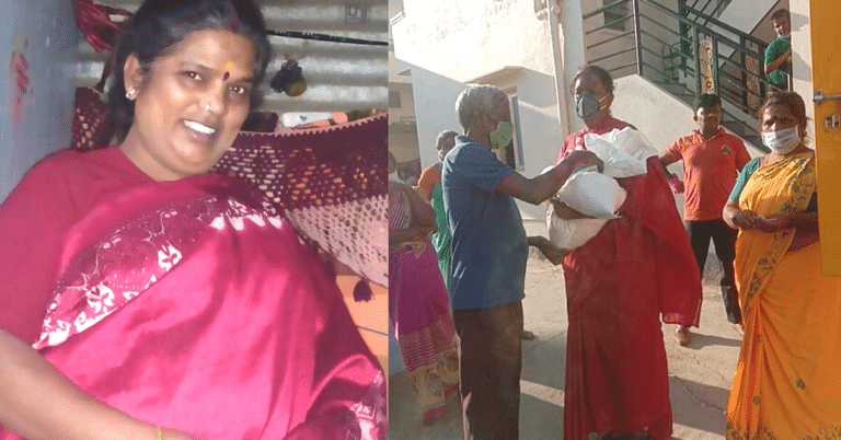 Meet the Bengaluru Transgender Providing Free Meals & Strength to Her Community