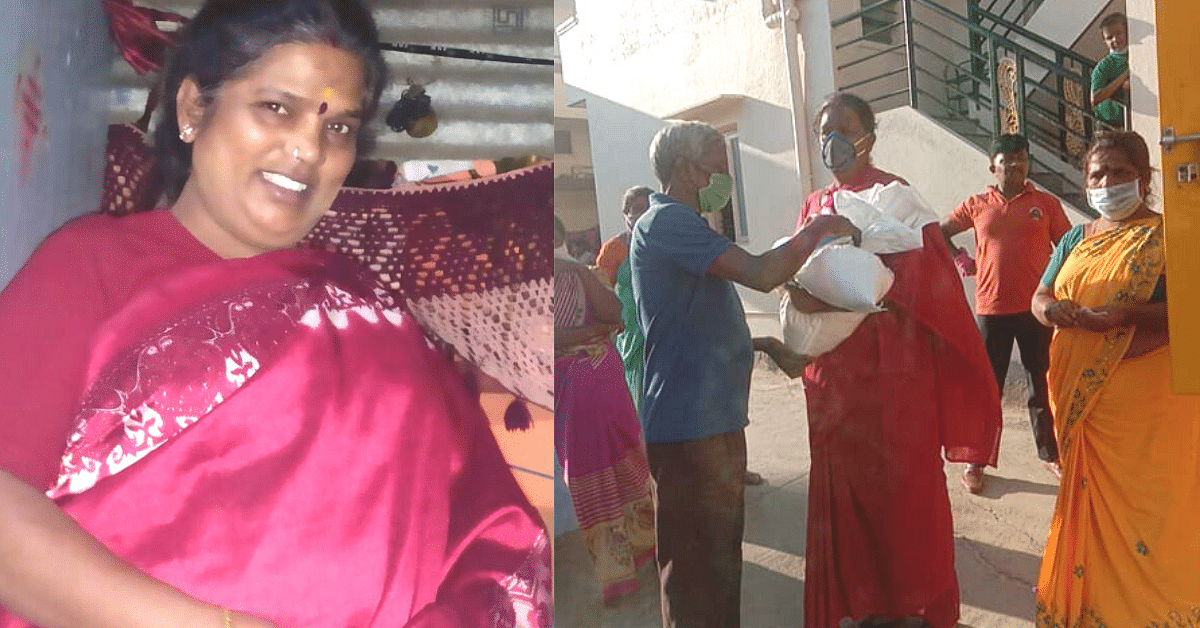 Meet the Bengaluru Transgender Providing Free Meals & Strength to Her Community