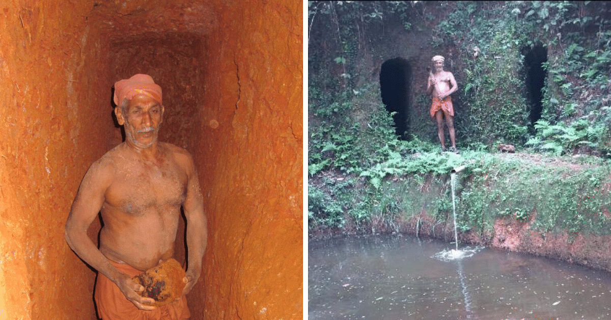 Kerala Man Digs 1000+ Cave Wells in 50 Years, Builds Rare 'Suranga' Water System