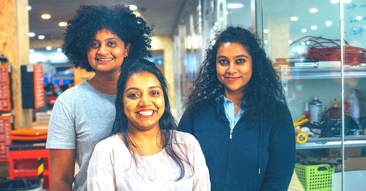 COVID-19: 3 Women Engineers Develop a Device That Makes The Job of Doctors, Nurses Easier
