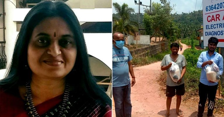 Despite 'Wrong Number', Chennai Lady Helps 200+ Labourers During COVID-19 Lockdown