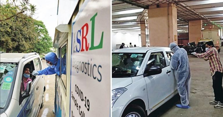 Exclusive: Meet the Lab Behind Mumbai's 3 Drive-Thru Testing Sites for COVID-19