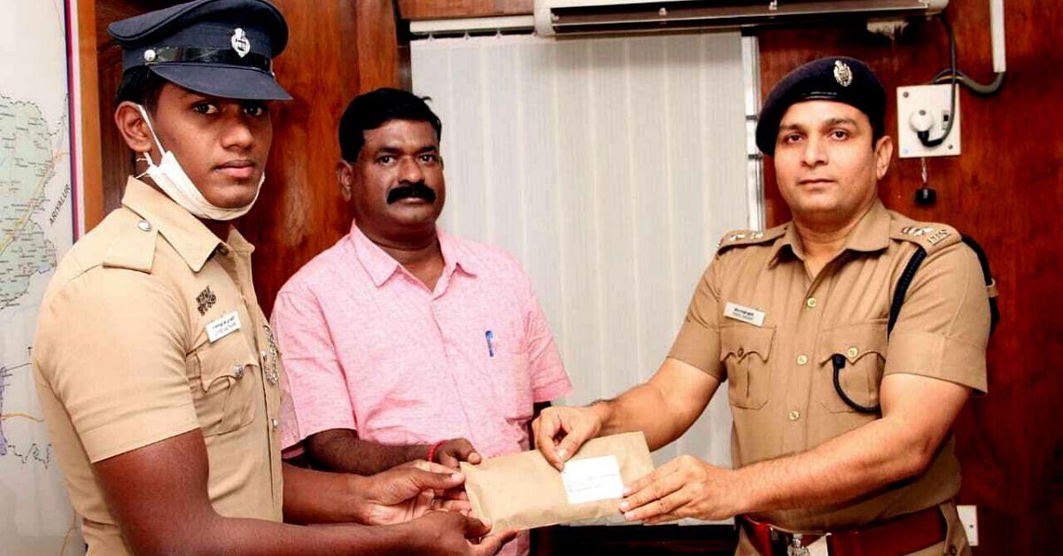 Amidst Lockdown, TN Cop Arranges Cab & Donates Blood for Pregnant Lady's Surgery
