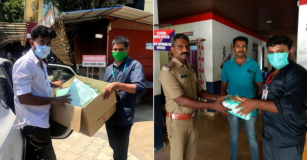 Lockdown: 4 Kerala Youngsters Brave All Odds to Deliver Medicines to 100+ Patients