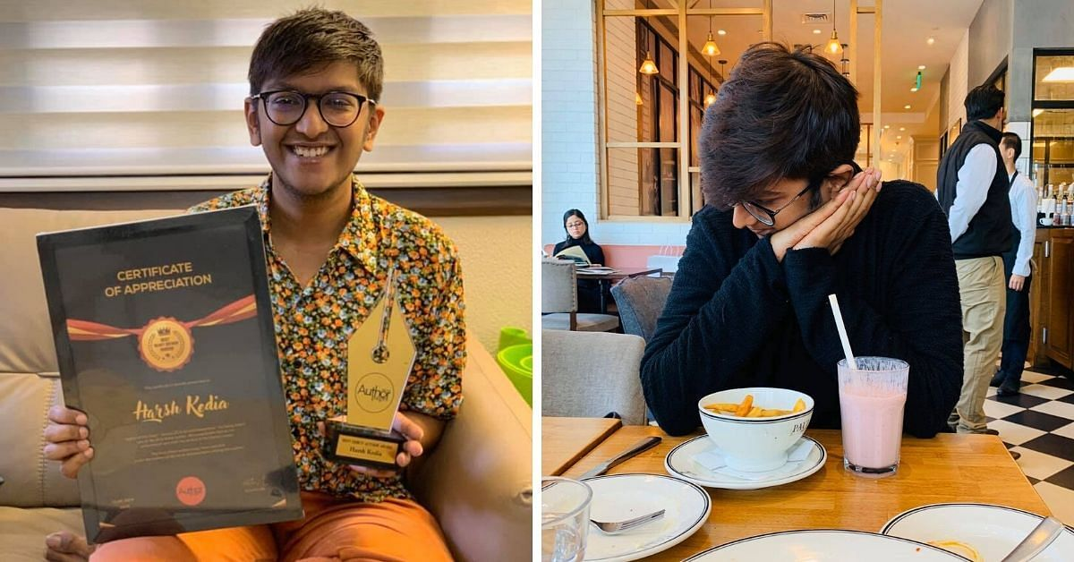 23-YO Diabetic Chef From Mumbai Whips Up a Storm With His Guilt-Free Desserts!