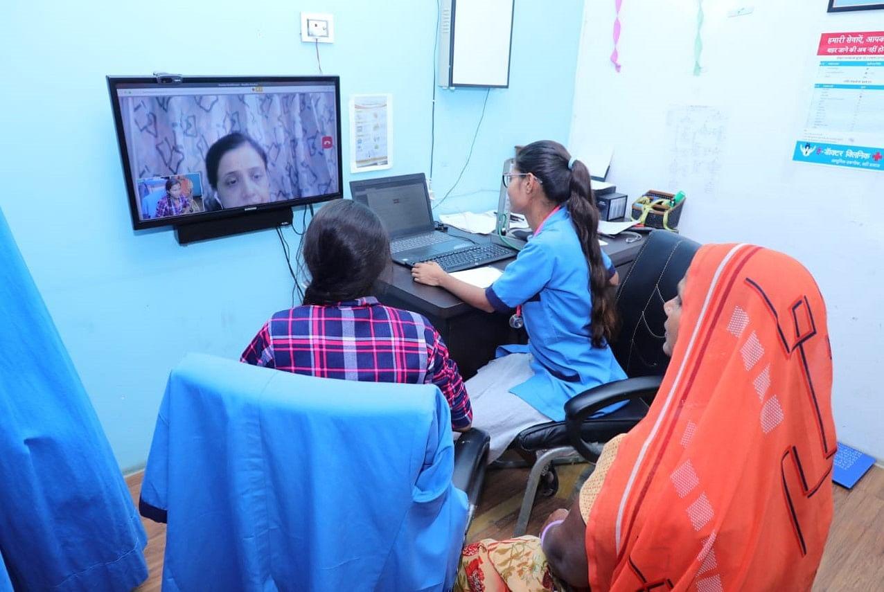 No More Walking For Medicine: Engineering Graduate Helps 35 Villages Access Healthcare!
