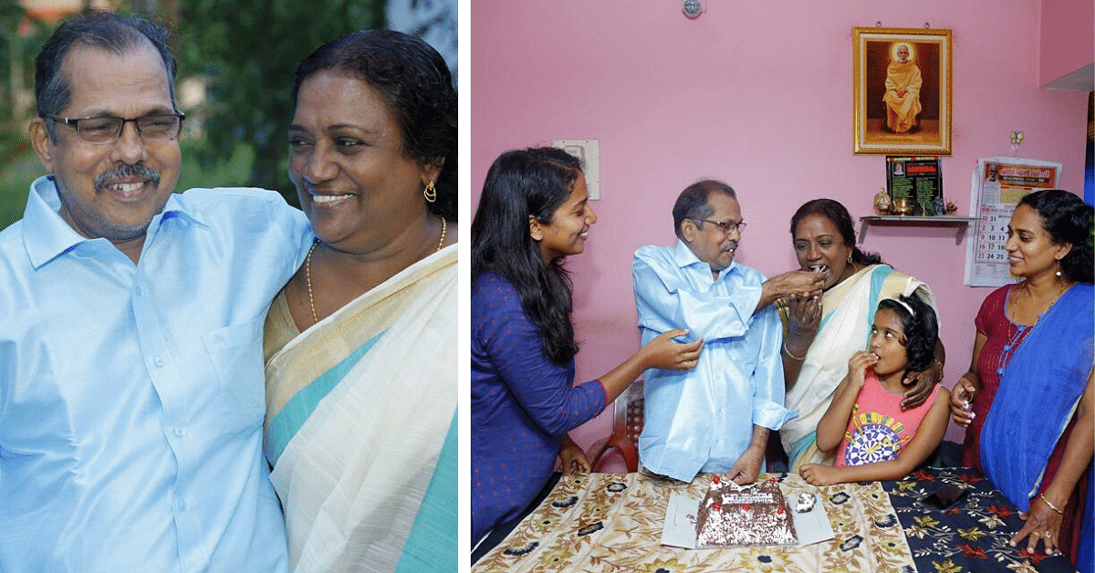 Mother's Day Exclusive: Kerala Daughters Reunite Mother With Her First Love