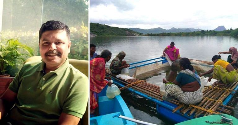 25,000 Trained To Fish 'Inland': How One Jharkhand Man Created a Food Revolution