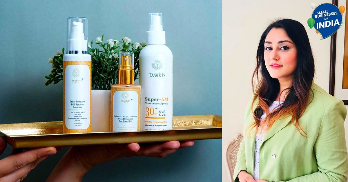 Chandigarh Woman Starts Skincare Brand From Home, Sells 10000+ Units/Month