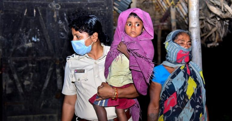 Cyclone Amphan: These Women Are the Heroes of Odisha's Evacuation Mission