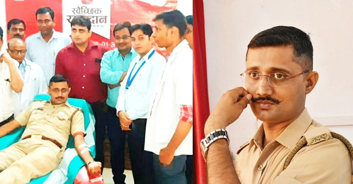 UP Constable's 'Police Mitra' Initiative Has Helped Save More Than 1500 Lives