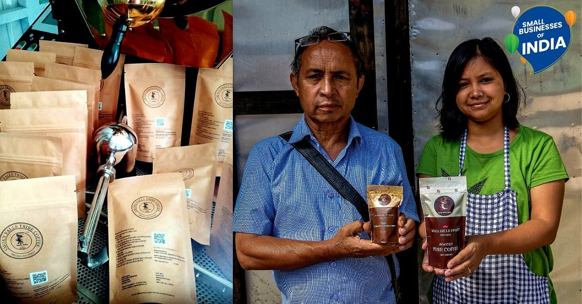 Khasi Woman Left a Bank Job to Brew Up Empowerment For 300+ Coffee Farmers