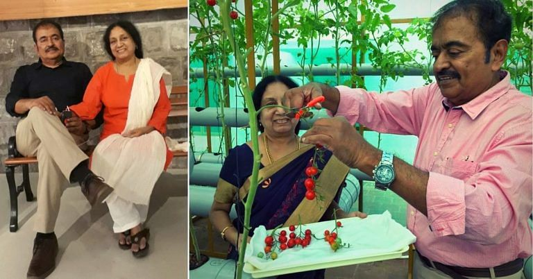 70-YO Madurai Man Grows 20+ Fruits & Vegetables On His 'Floating' Terrace Farm!