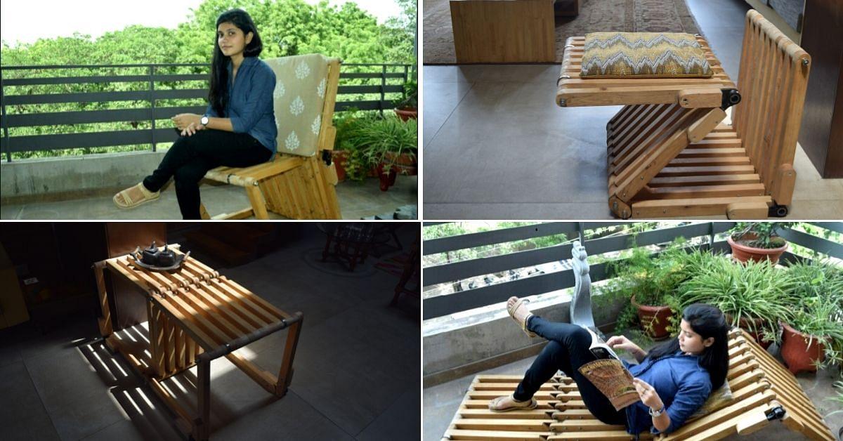 noida architecture multi-functional furniture