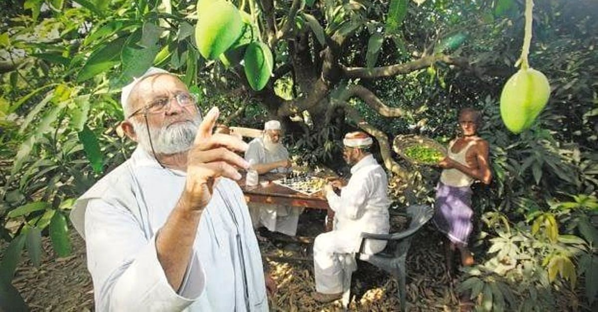 Padma Shri 'Mango Man' Creates 'Police' & 'Doctor' Varieties to Honour COVID-19 Heroes