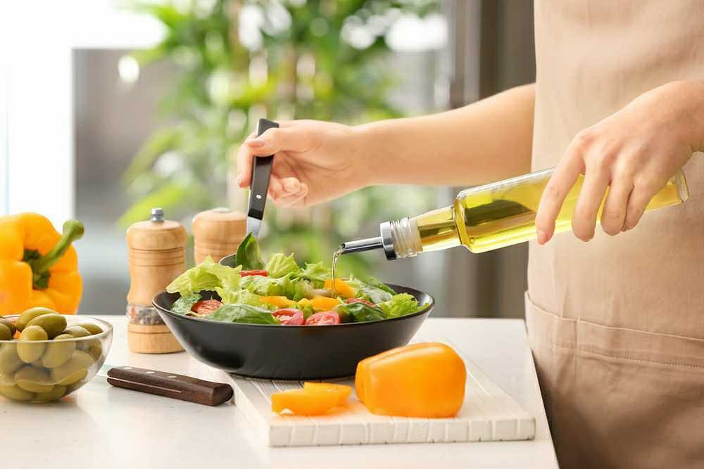 olive vegetable oil