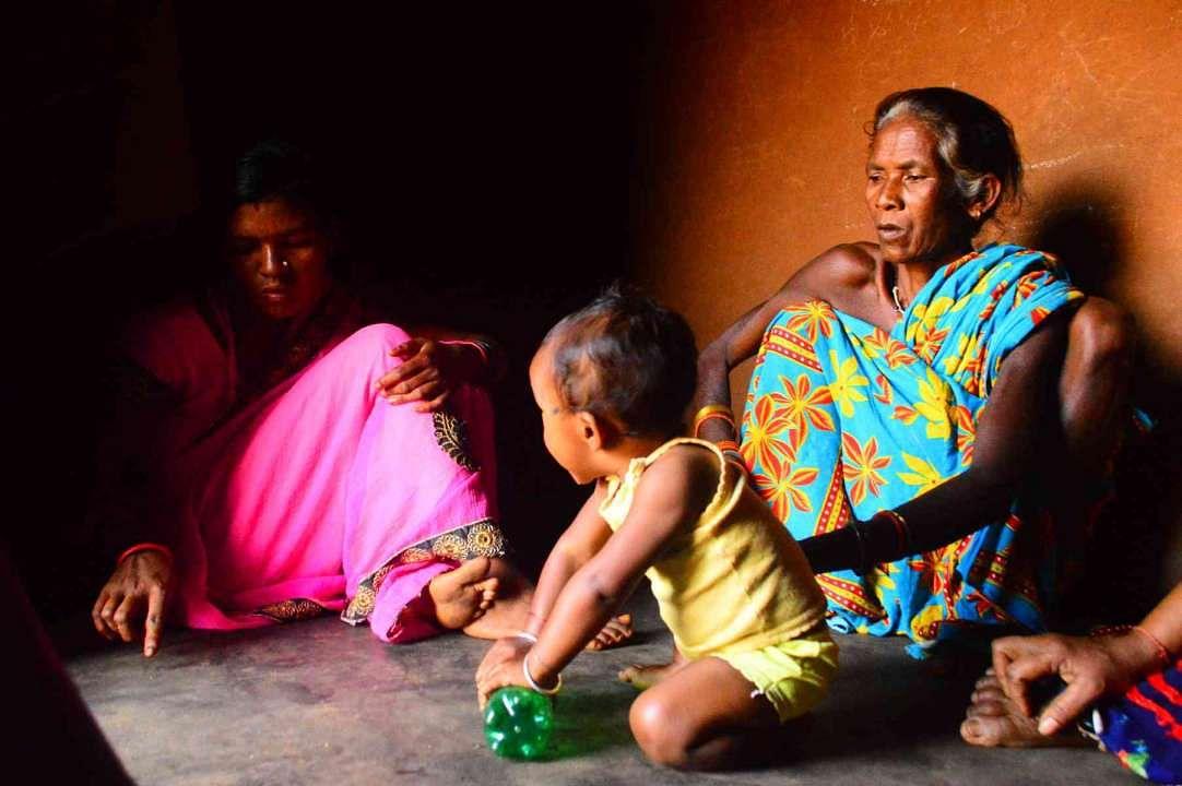 Conheça esses migrantes da Odisha para ver a verdadeira face do bloqueio 6