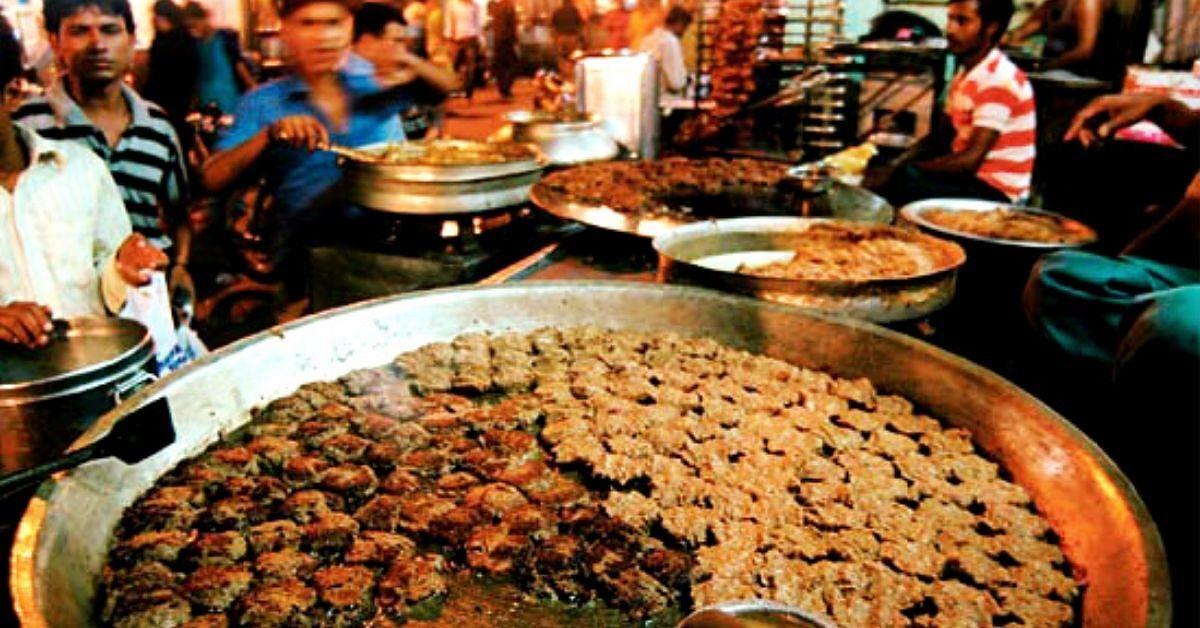 Como chefes de uma equipe e Nawabs desdentados deram à Índia seus kebabs 1