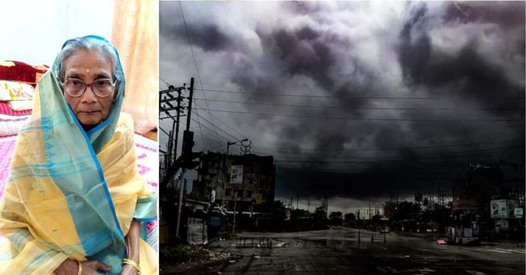 168 Hours Without Power: 81-YO Kolkata Grandmom Shares Cyclone Amphan Ordeal