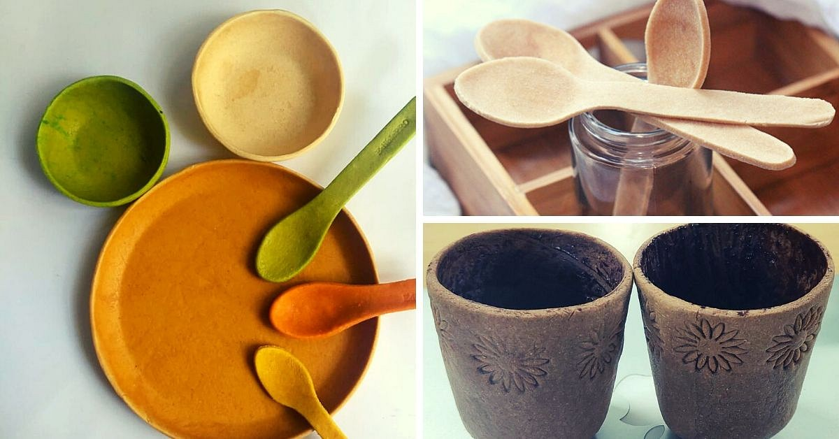 Women Quit IBM Jobs to Make Edible Cutlery That Can Save The Planet