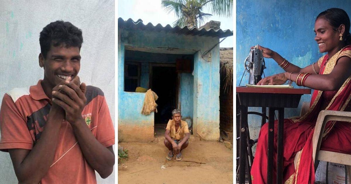 Conheça esses migrantes da Odisha para ver a verdadeira face do bloqueio 11