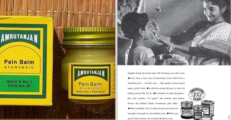 How a Freedom Fighter Gave India Its Favourite Pain Balm, Amrutanjan