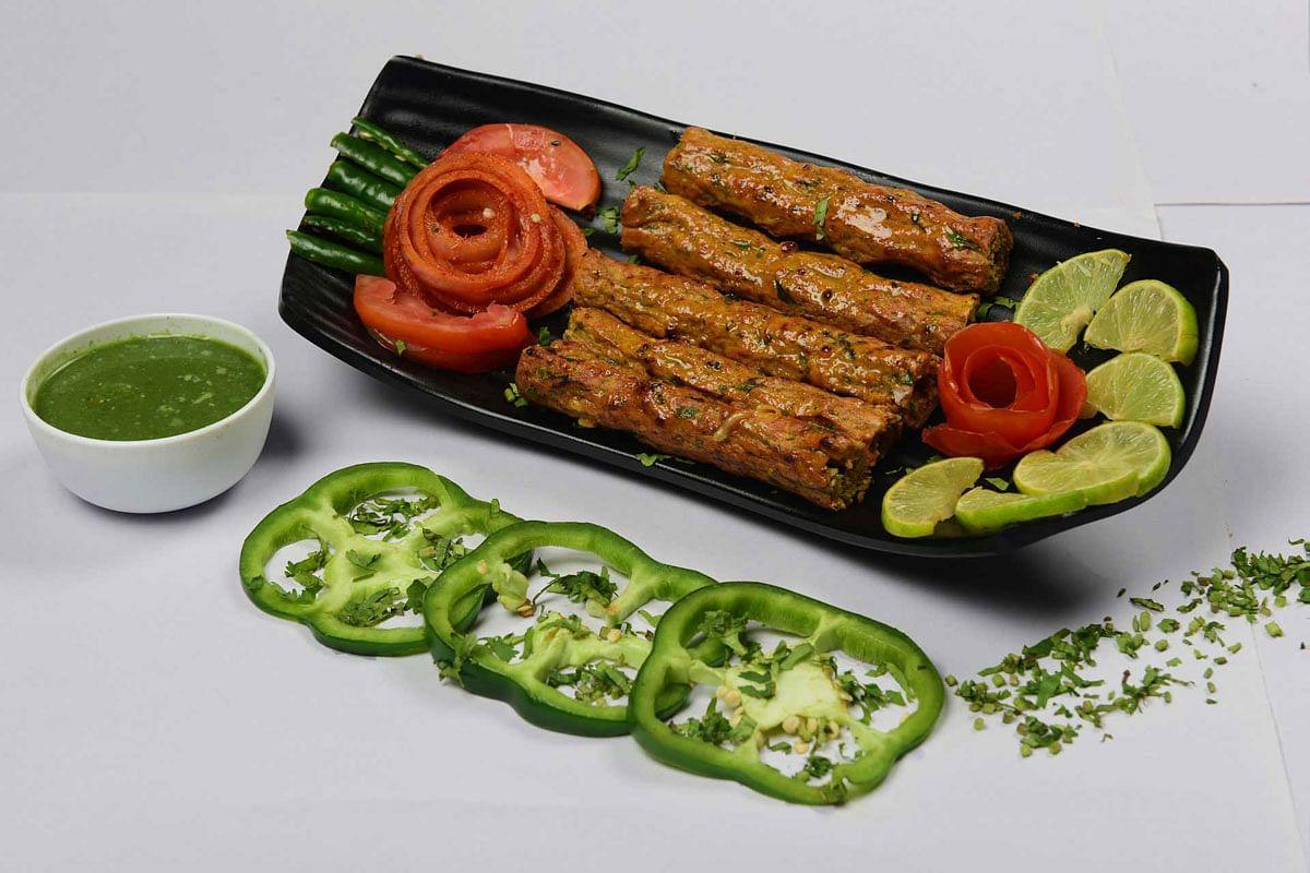 Como chefes de uma equipe e Nawabs desdentados deram à Índia seus kebabs 5