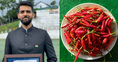 IAS Officer Helps Chilli Farmers in Mizoram Earn 14 Times More in Just 2 Years