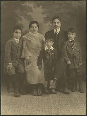 kala bagai family