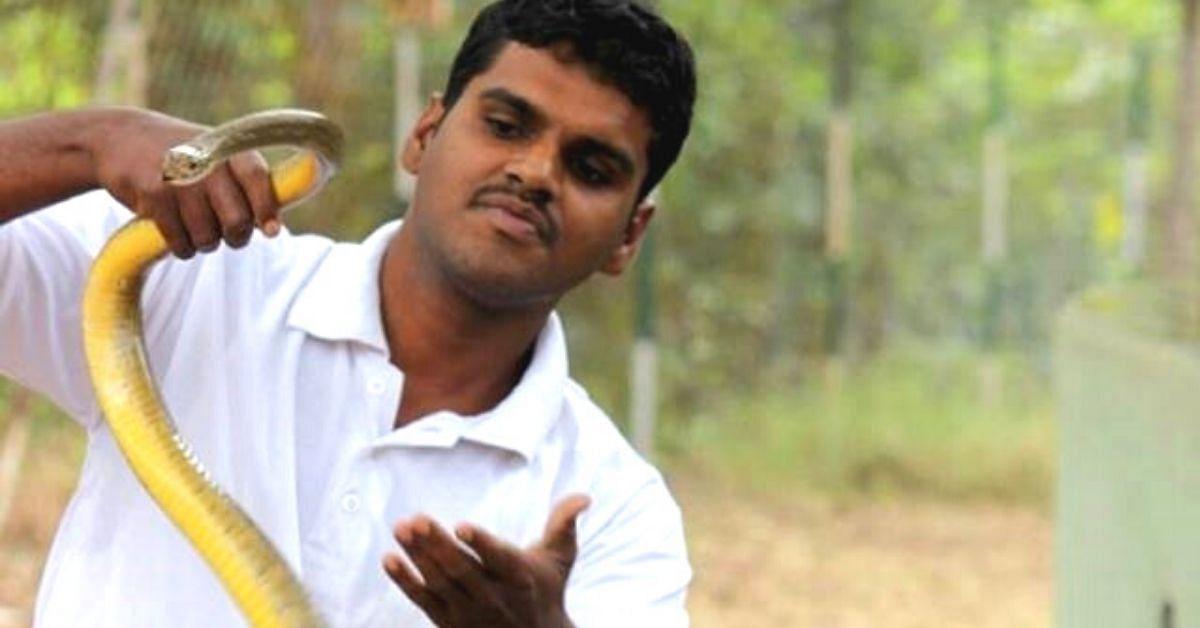 Engenheiro de Chhattisgarh desiste do trabalho para lutar contra caçadores de tigres;  Limpa centenas de armadilhas 2