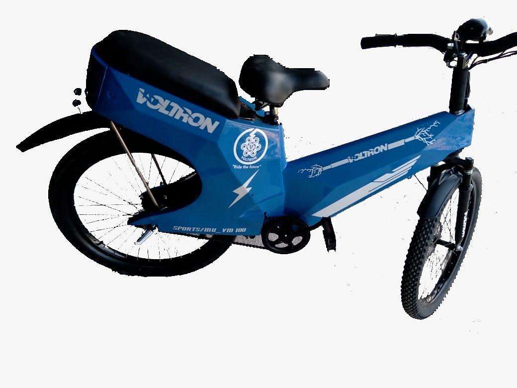 Com autonomia de bateria de 100 KM, o E-Cycle do Delhi EV Startup é diferente de qualquer outro na Índia 2