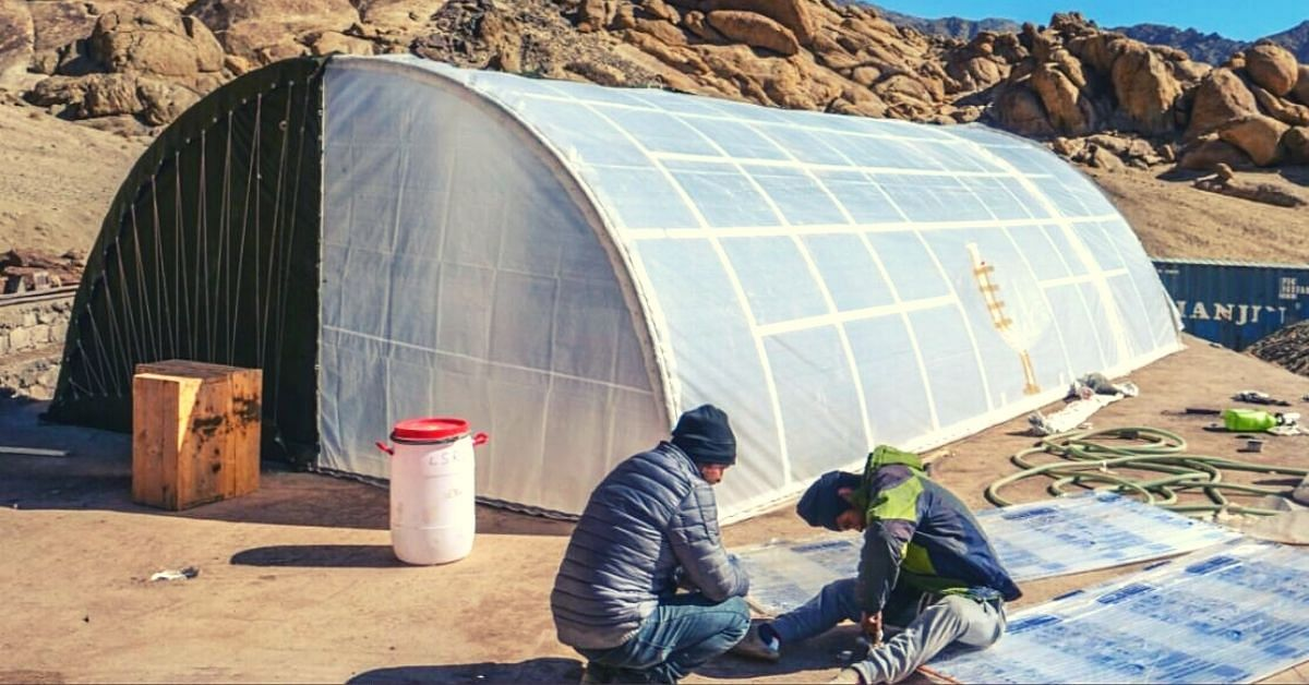 Exclusive: Inside Sonam Wangchuk's 'Viral' Solar-Heated Tent for the Indian Army