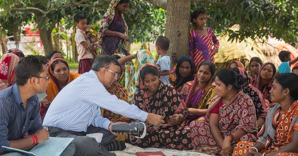 O filho deste dono da loja doce ajudou mais de 2 milhões de necessitados por meio de microfinanças 2