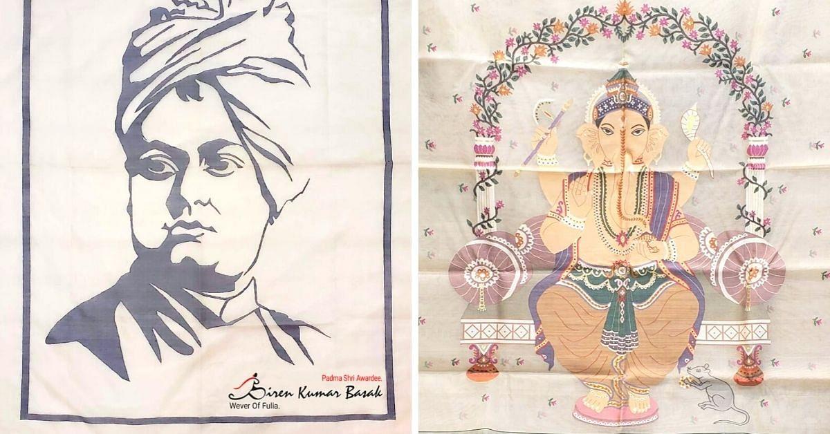 Bengal Saree Artisan passa de Rs 2,5 por dia para administrar um empreendimento de Rs 50 Cr 8