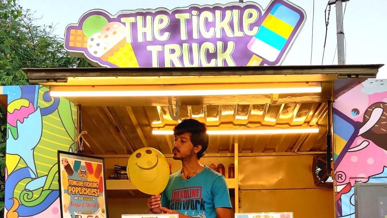 Boondi Chaach To Gajar Halwa: Chennai Boys Blaze A Trail With Ice Popsicle Food Truck